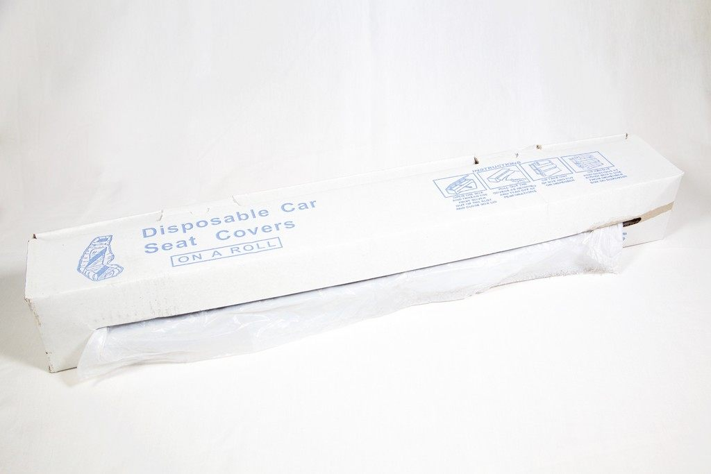 DISPOSABLE SEAT COVERS BOX 100