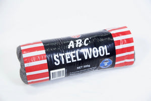 STEEL WOOL (PKT) - Colourfast Auto