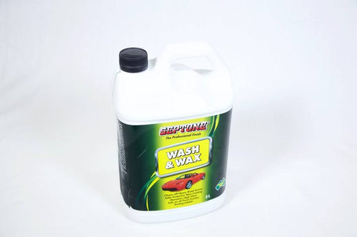 SEPTONE WASH N WAX 5LT