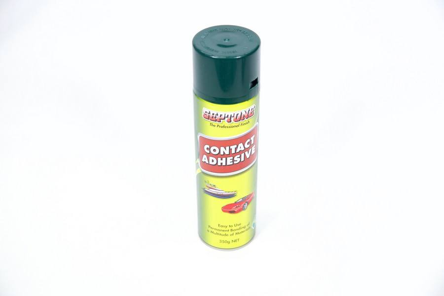 SEPTONE AEROSOL CONTACT ADHESIVE