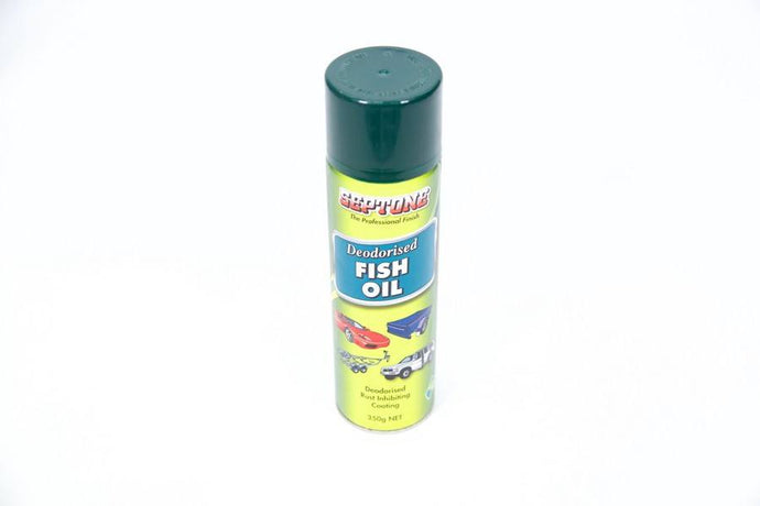 SEPTONE AEROSOL FISHOIL 350GM - Colourfast Auto