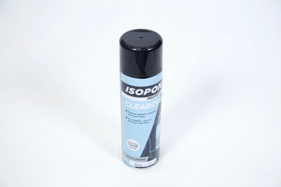 ISOPON CLEARCOAT AEROSOL - Colourfast Auto