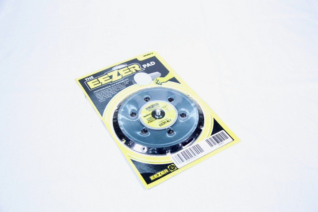 BACK UP PAD 150MM 6 HOLE EEZER