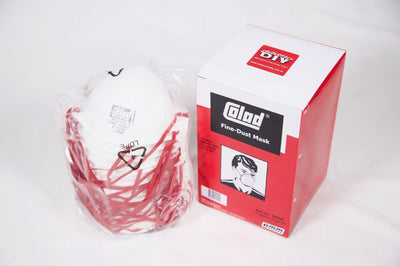 COLAD DUST MASKS - Colourfast Auto