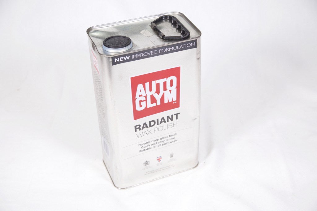 AUTOGLYM RADIANT WAX 5LT - Colourfast Auto