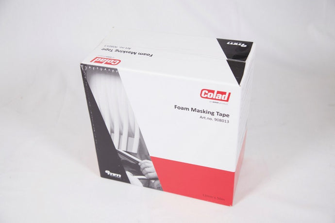 COLAD FOAM DOOR MASKING TAPE - Colourfast Auto