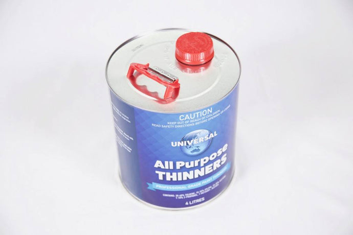 ALL PURPOSE THINNER - Colourfast Auto