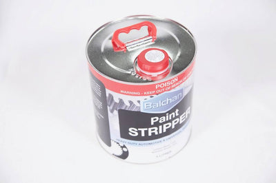 BALCHAN PAINT STRIPPER - Colourfast Auto