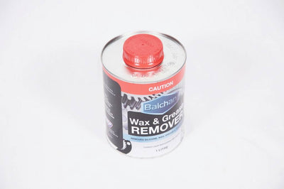 WAX & GREASE REMOVER