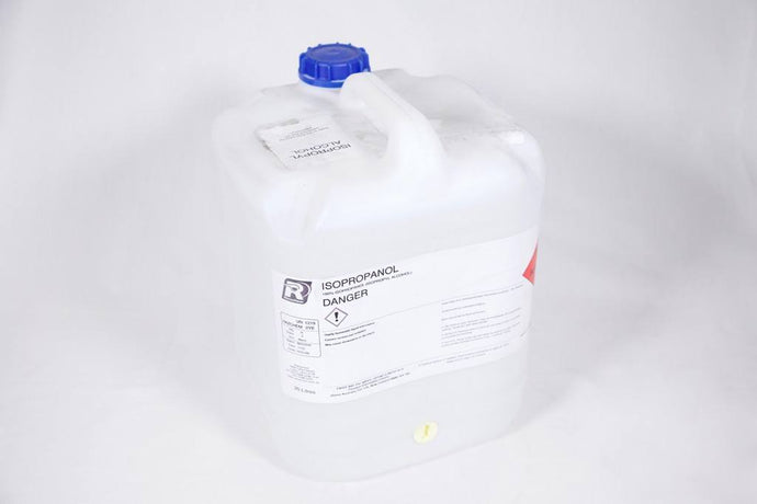 ISOPROPYL ALCOHOL 20LT - Colourfast Auto