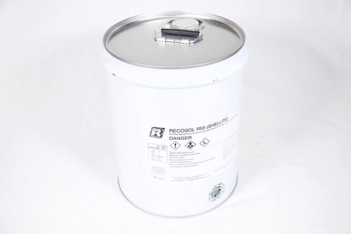 SHELLITE R55 THINNER 20LTRS - Colourfast Auto