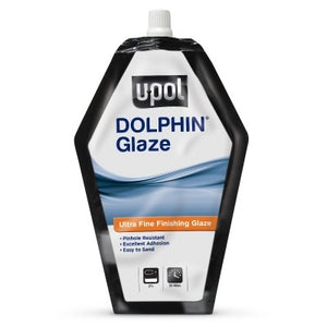 U-POL DOLPHIN GLAZE FILLER 440ML - Colourfast Auto