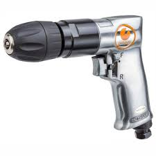 GEIGER 3/8 REVERSIBLE AIR DRILL WITH KEYLESS CHUCK - Colourfast Auto