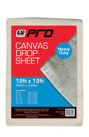 CANVAS DROP SHEET - Colourfast Auto