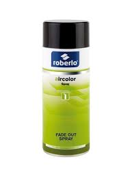 ROBERLO FADE OUT THINNER AEROSOL - Colourfast Auto