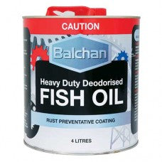 BALCHAN FISH OIL - Colourfast Auto
