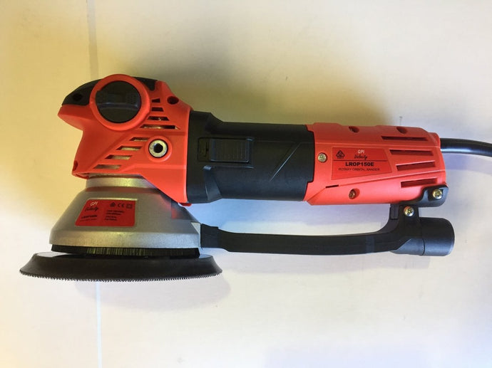 VELOCITY 3 IN 1 SANDER POLISHER