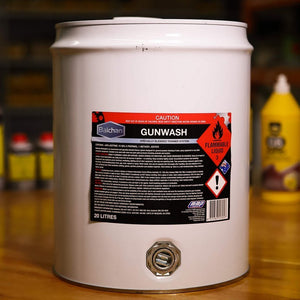 GUNWASH SOLVENT - Colourfast Auto