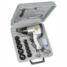 GEIGER IMPACT WRENCH KIT 1/2