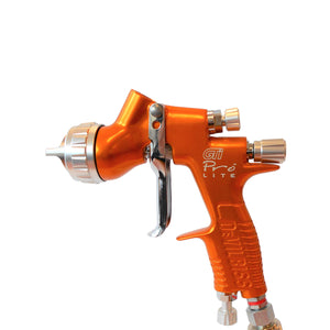 DEVILBISS GTI PRO LITE SPRAY GUN & 2 FLUID TIPS - Colourfast Auto