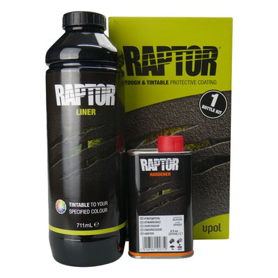 RAPTOTR KIT TINTABLE 1LT