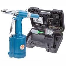 GEIGER AIR RIVET GUN KIT - Colourfast Auto