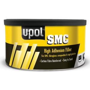 U-POL SMC BLACK FILLER 1.1LT - Colourfast Auto