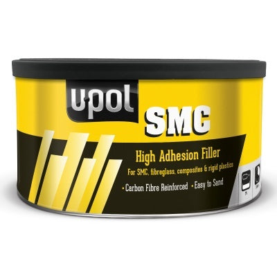 U-POL SMC BLACK FILLER 1.1LT