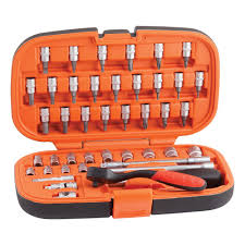 GEIGER SOCKET SET - Colourfast Auto