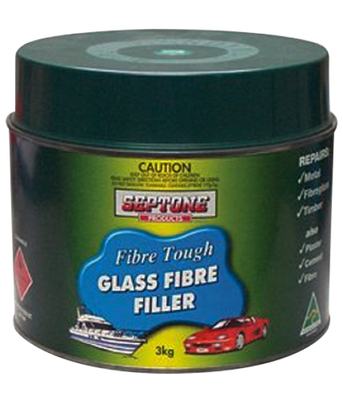 SEPTONE FIBRETOUGH FILLER - Colourfast Auto