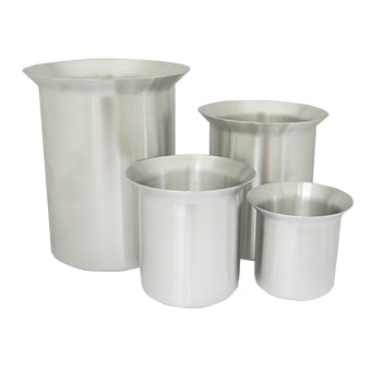 ALUMINIUM MIXING POTS (SET 4) - Colourfast Auto