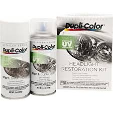 DUPLICOLOR HEADLIGHT RESTORATION KIT - Colourfast Auto