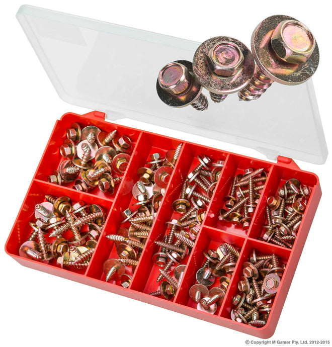 Hex Fender Screws