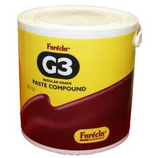 FARECLA G3 COMPOUND 3kg - Colourfast Auto