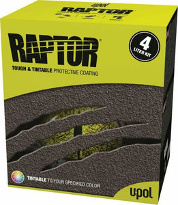 RAPTOR KIT TINTABLE 4LT