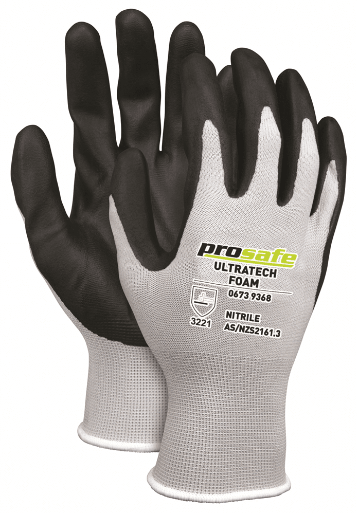 GLOVES - ELITE ULTRATECH PRO W9619P XL - Colourfast Auto