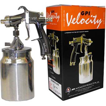 Velocity Suction Feed Spray Gun
