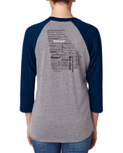 New American Pathways Raglan T-Shirt