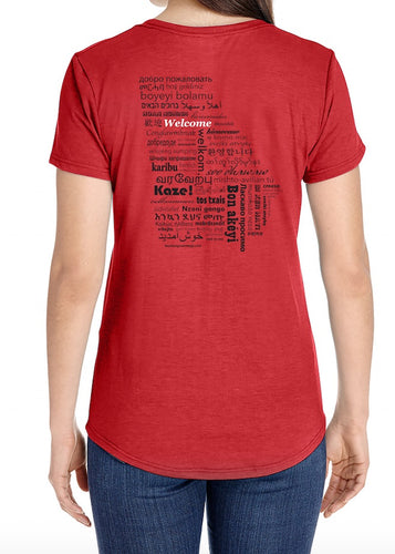 New American Pathways T-shirt