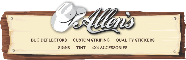 Allen's Stickers 'n' Stripes