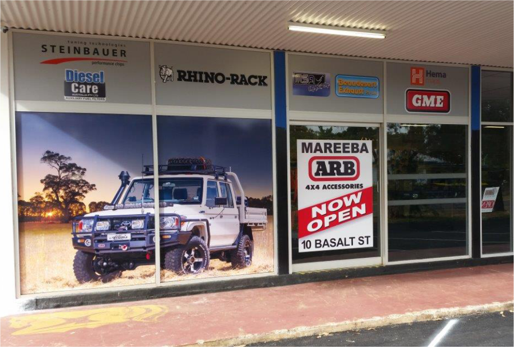 Allens Shop Signage - High Quality Prints