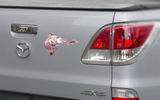 Allens Barra Hog Sticker (Pair)