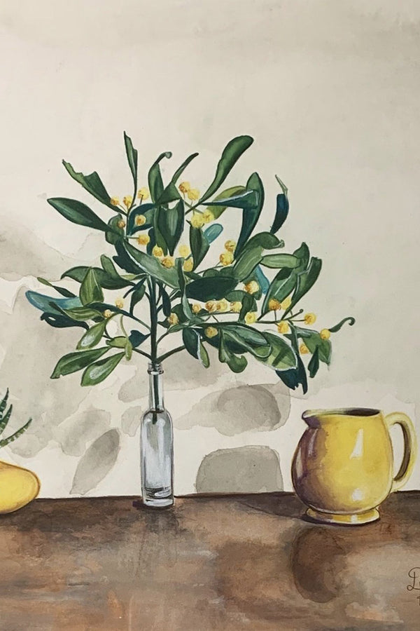 Shop Blackwood with Yellow Ceramics at Rose St Trading Co
