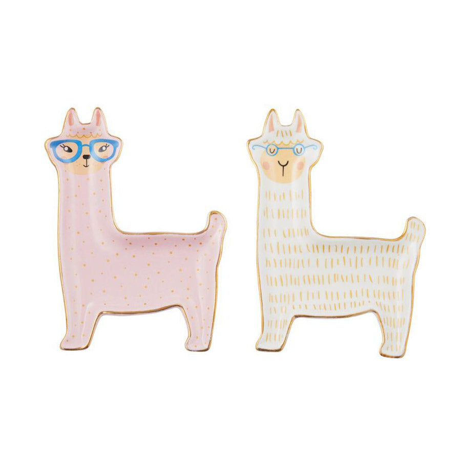 Shop Llama Trinket Dishes at Rose St Trading Co