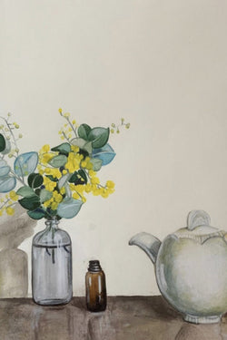 Shop Clarice with Sadler Jug and Wattle at Rose St Trading Co