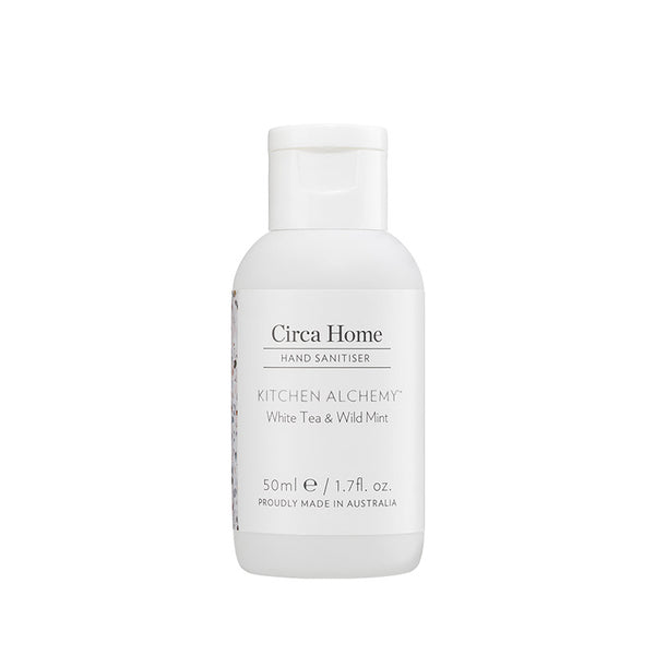 Shop CH 50ML Sanitiser - White Tea & Wild Mint at Rose St Trading Co