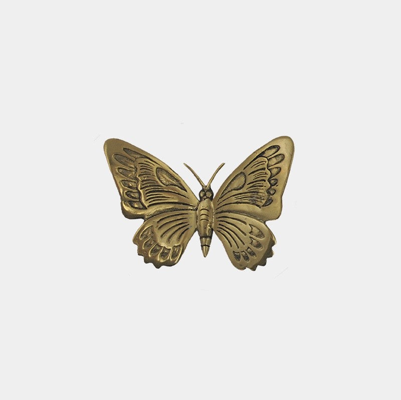 Shop Brass Butterfly Ulysses | Large at Rose St Trading Co