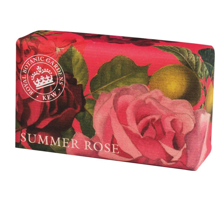 Shop Bar Soap 240g | Summer Rose at Rose St Trading Co
