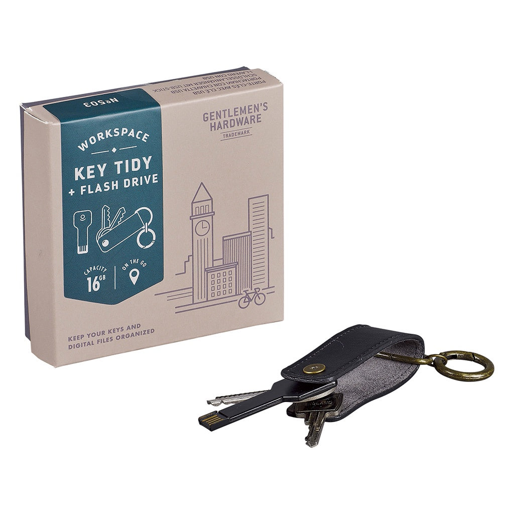 Shop Key Tidy with USB Flash Drive at Rose St Trading Co