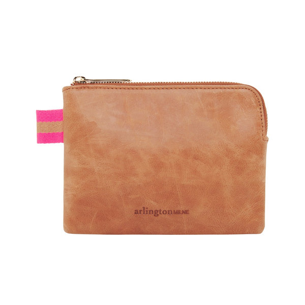 Shop Paige Coin Purse | Vintage Tan at Rose St Trading Co